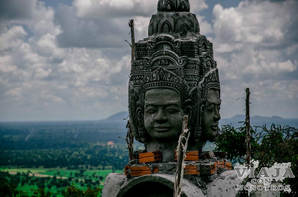Que ver en los alrededores de Battambang