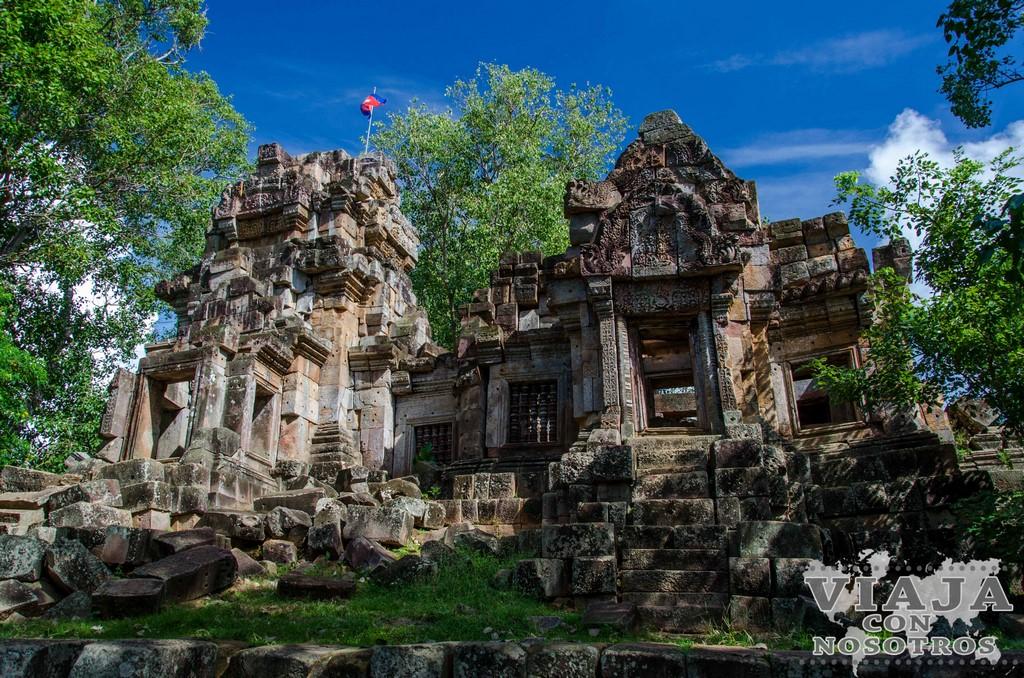 Wat Ek Phnom de Battambang