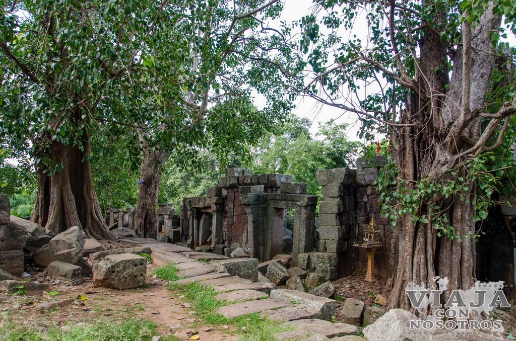 Wat Phnom Banan de Battambang