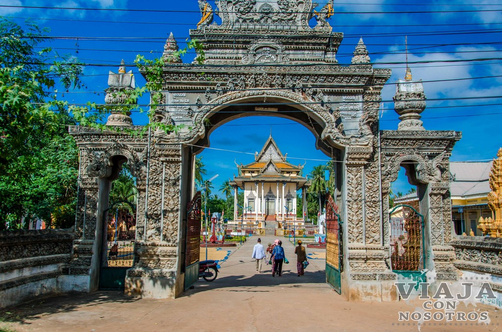 Lugares imprescindibles para ver en Battambang