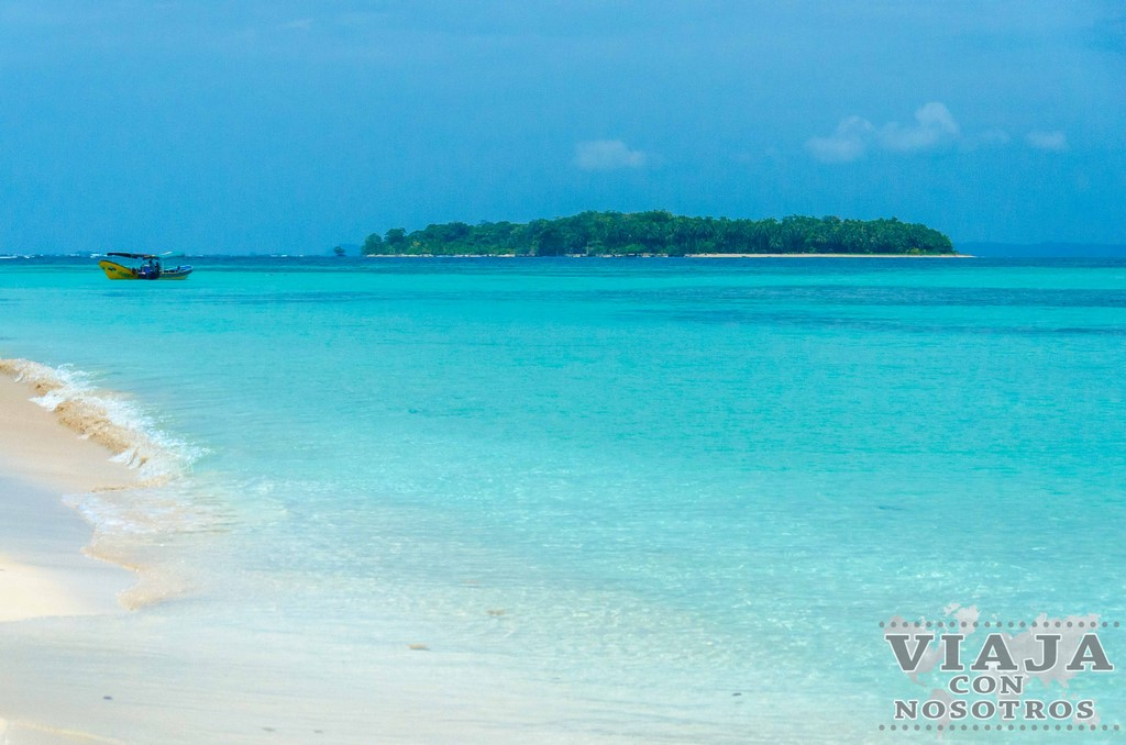 Mejores playas que visitar en Bocas del Toro