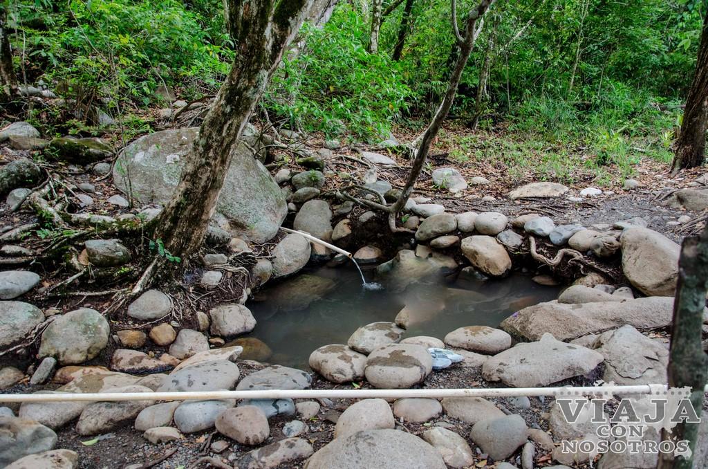 Visitar las aguas termales de Boquete por tu cuenta