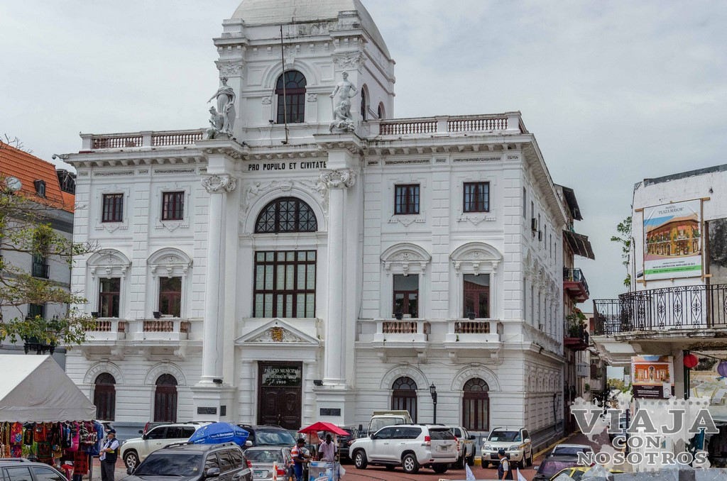 Transporte público para viajar a Panamá