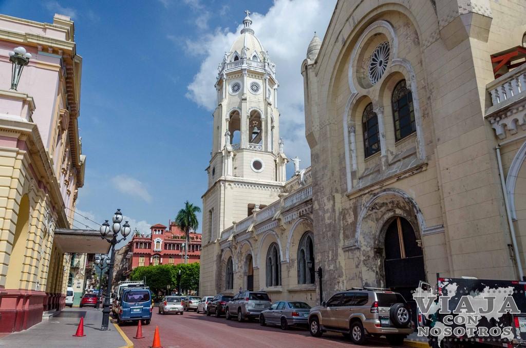 Itinerario y presupuesto para viajar a Panamá