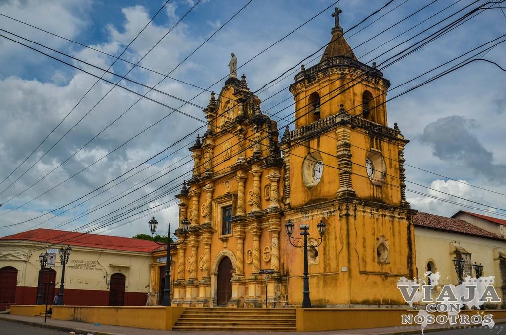 Donde comer en León Nicaragua