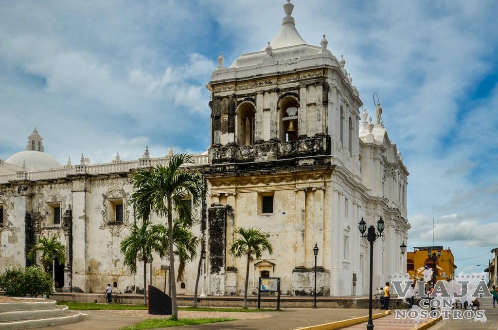 Museo de la Revolución de León Nicaragua