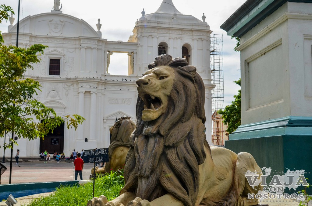 Lugares menos turísticos León Nicaragua
