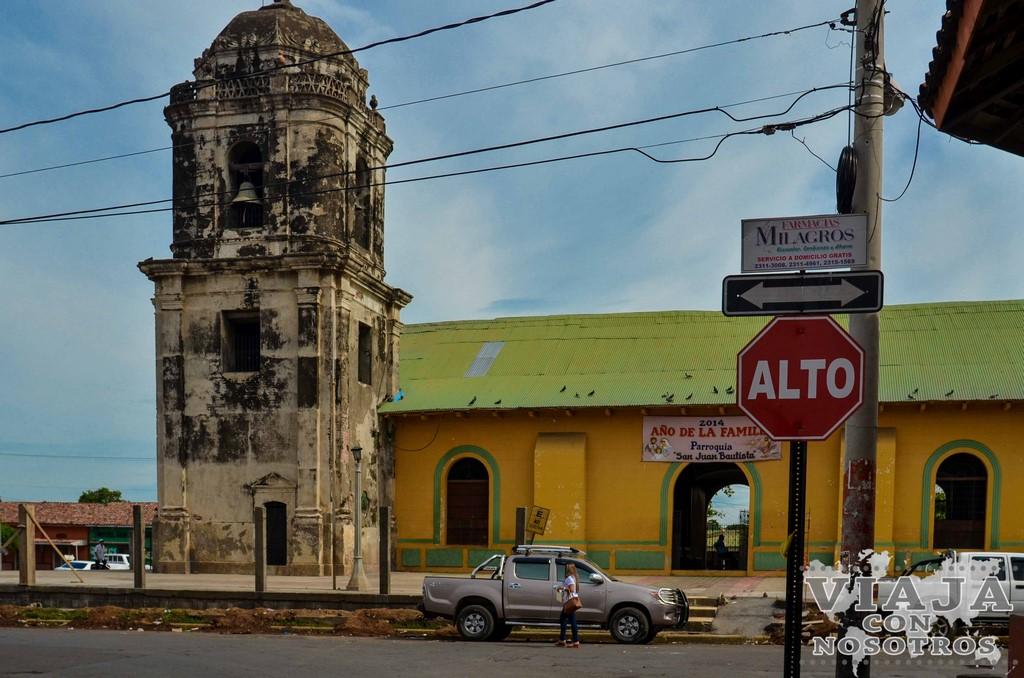 Que ver en León Nicaragua en tres días