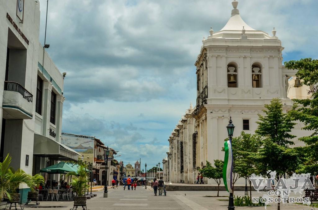 Que ver en los alrededores de León Nicaragua