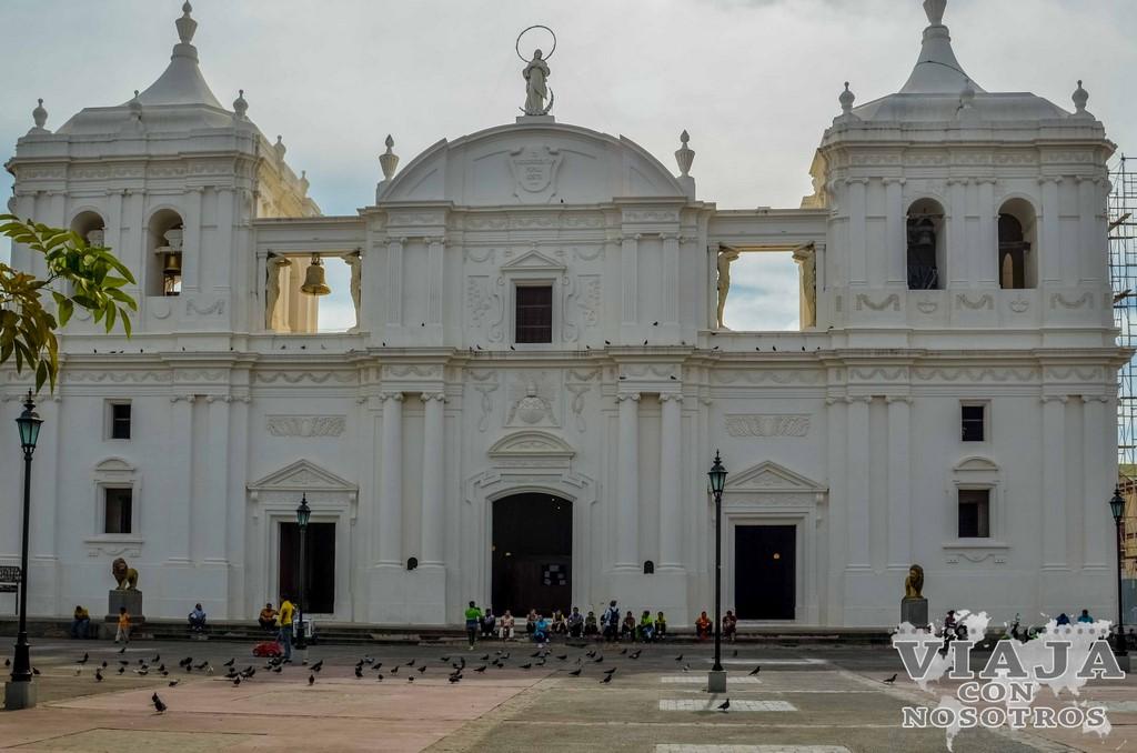 Catedral Basílica de la Asunción de León Nicaragua