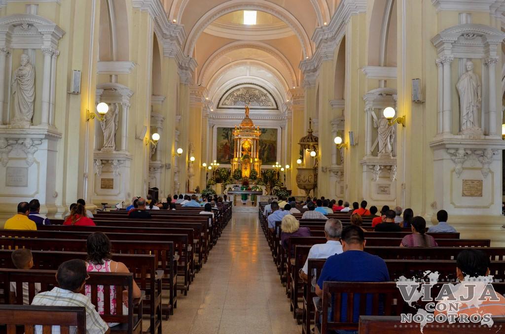 Iglesia de el Calvario de León Nicaragua