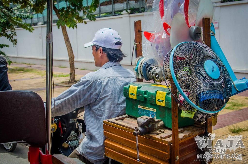 Que ver en Phnom Penh en dos días