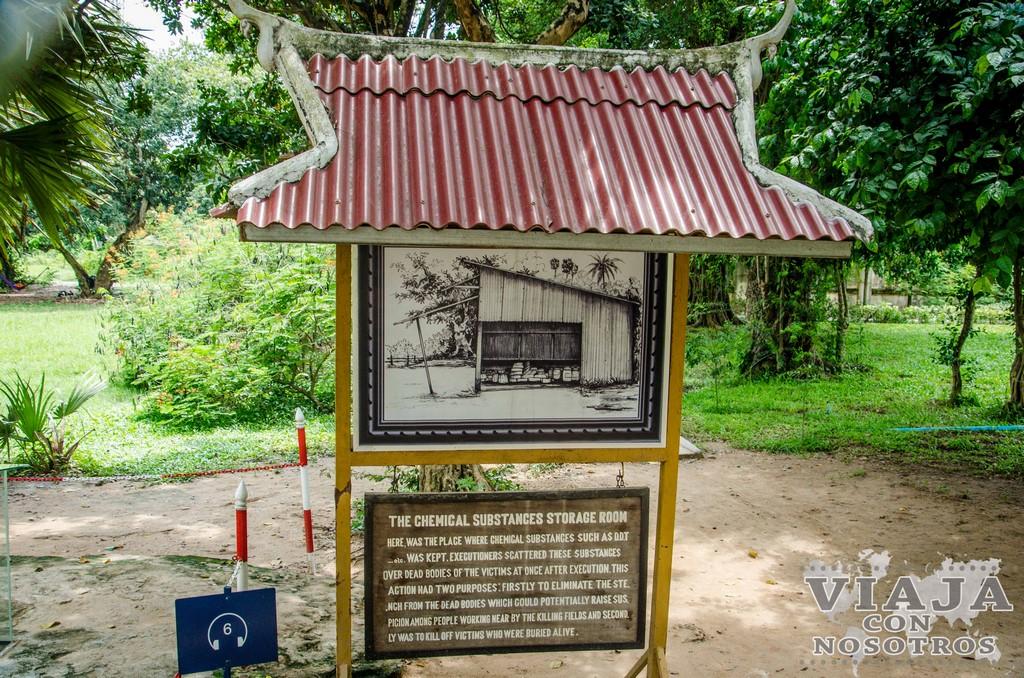 Consejos para visitar Campos de exterminio de Choueng Ek (Killing FIelds)