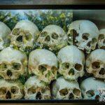 Phnom Penh: Museo Nacional de Camboya, Killing Fields, Prisión Tuol Sleng S21