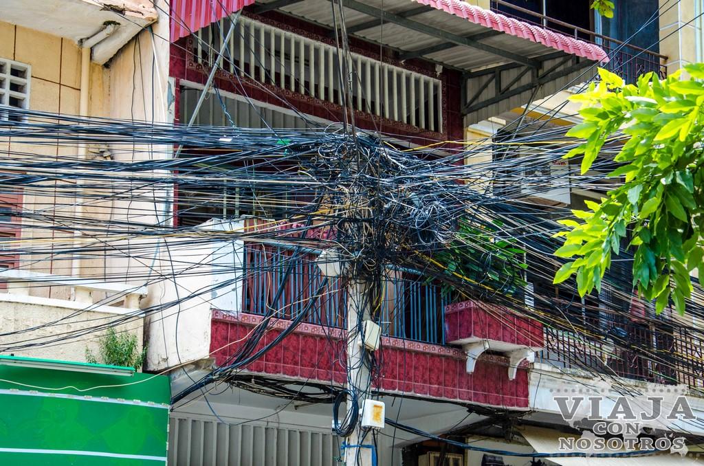 Mercados que debes visitar en Phnom Penh