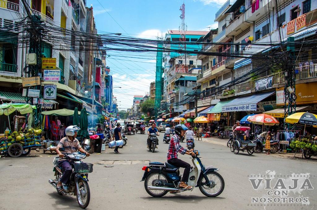 Donde comer en Phnom Penh