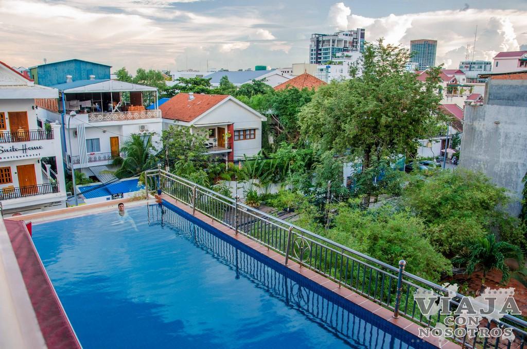 Como visitar Phnom Penh por tu cuenta