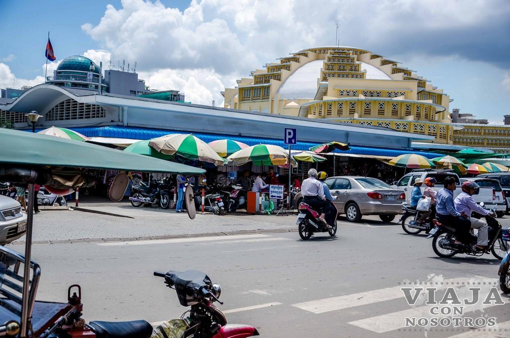 Guía para no perderte nada de tu viaje a Phnom Penh