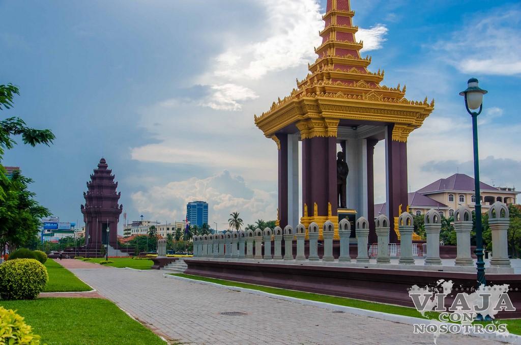Guía Práctica- Qué ver y visitar en Phnom Penh, Camboya