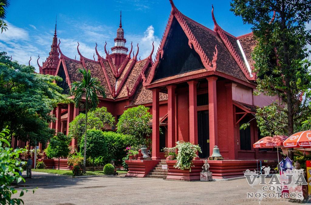 Guía de viaje de Phnom Penh