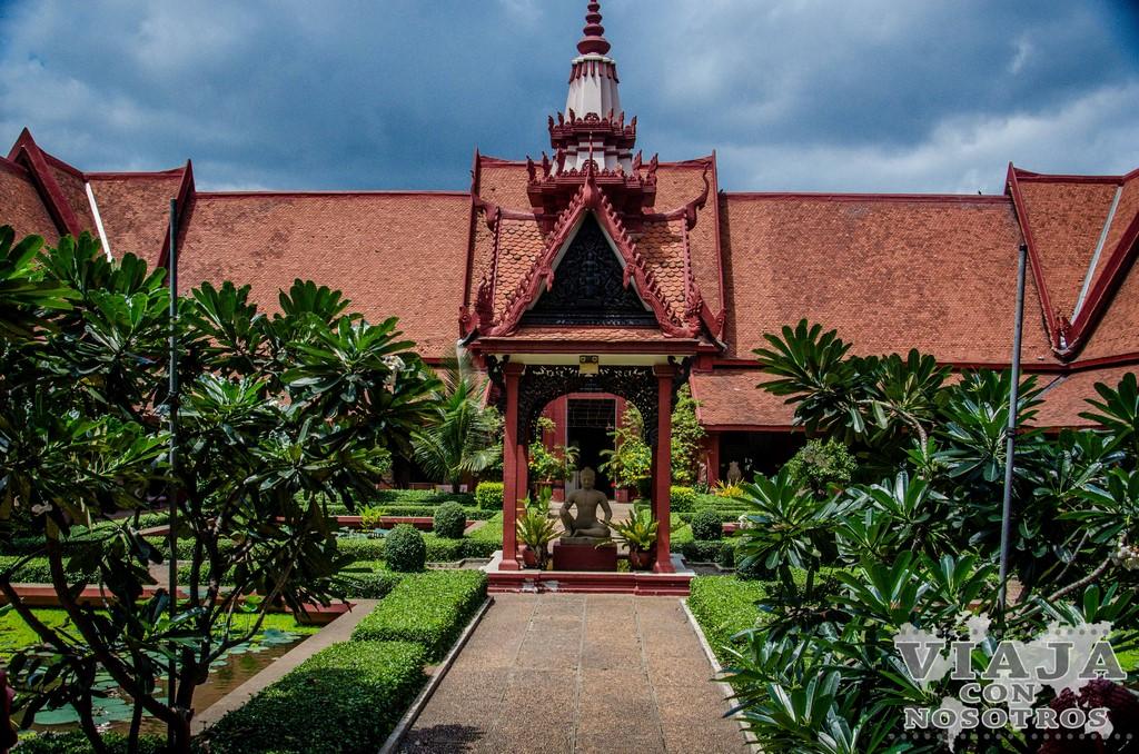 Lugares imprescindibles para ver en Phnom Penh