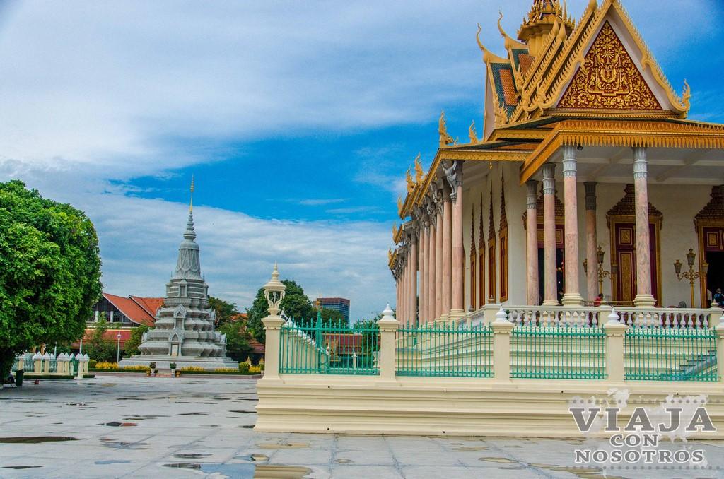 Como llegar a Phnom Penh