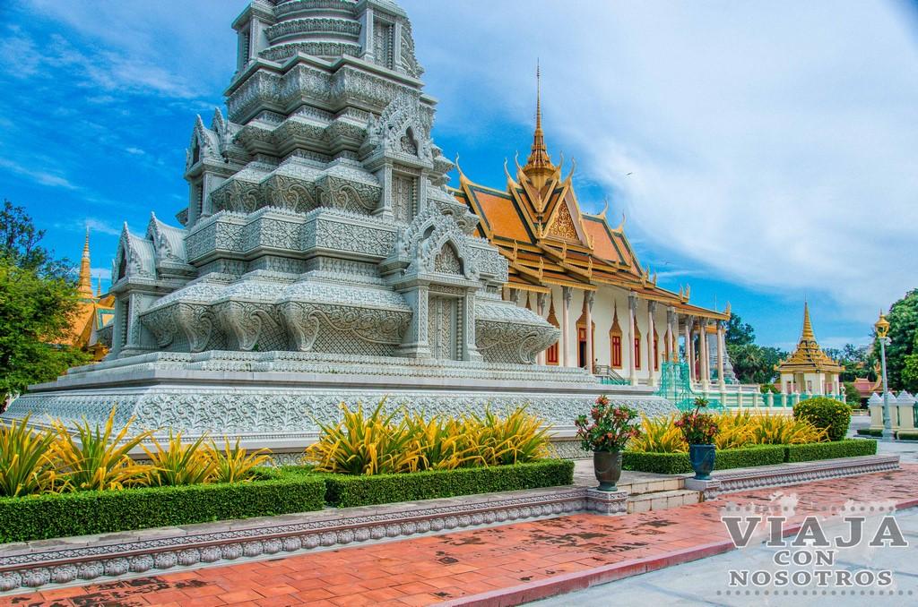Guía de Phnom Penh para mochileros