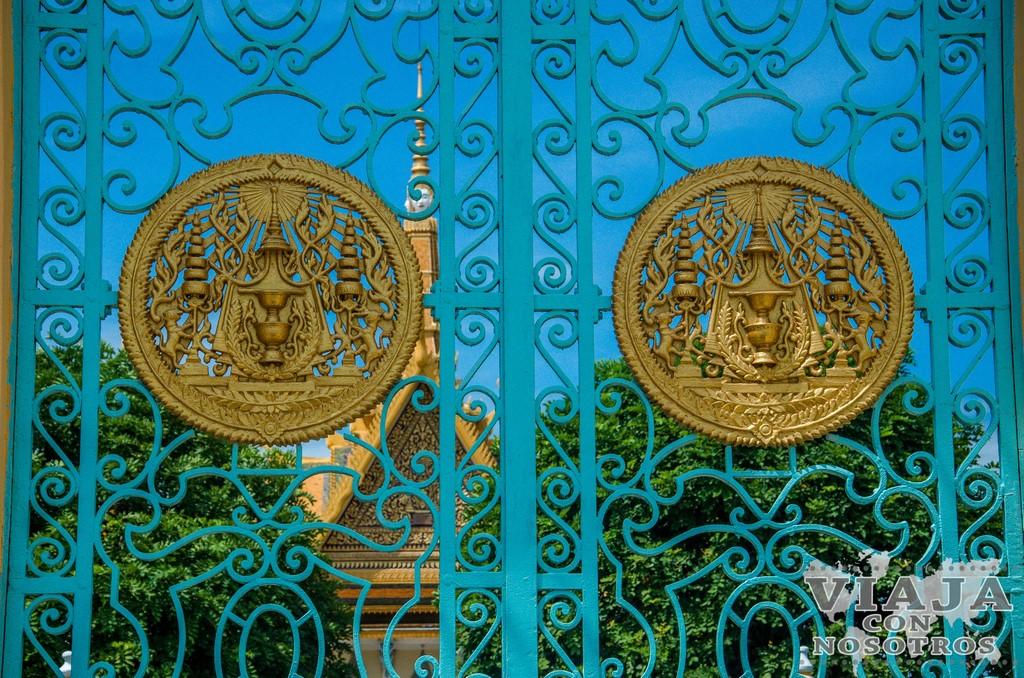 Horario para visitar el palacio Real de Phnom Penh