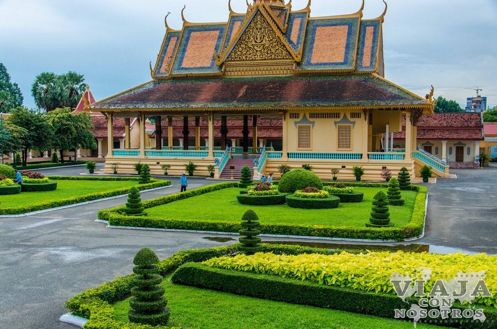 Como ir de Phnom Penh a Battabang