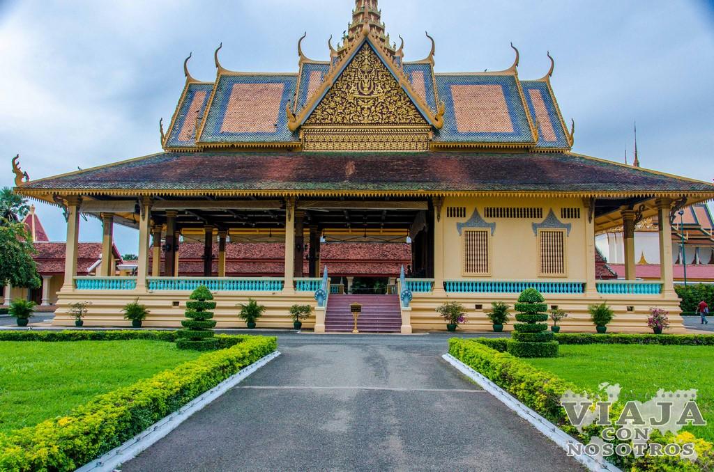 Cuantos días quedarse en Phnom Penh