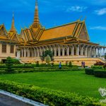 Phnom Penh: Palacio Real, Pagoda de Plata, Mercado Central