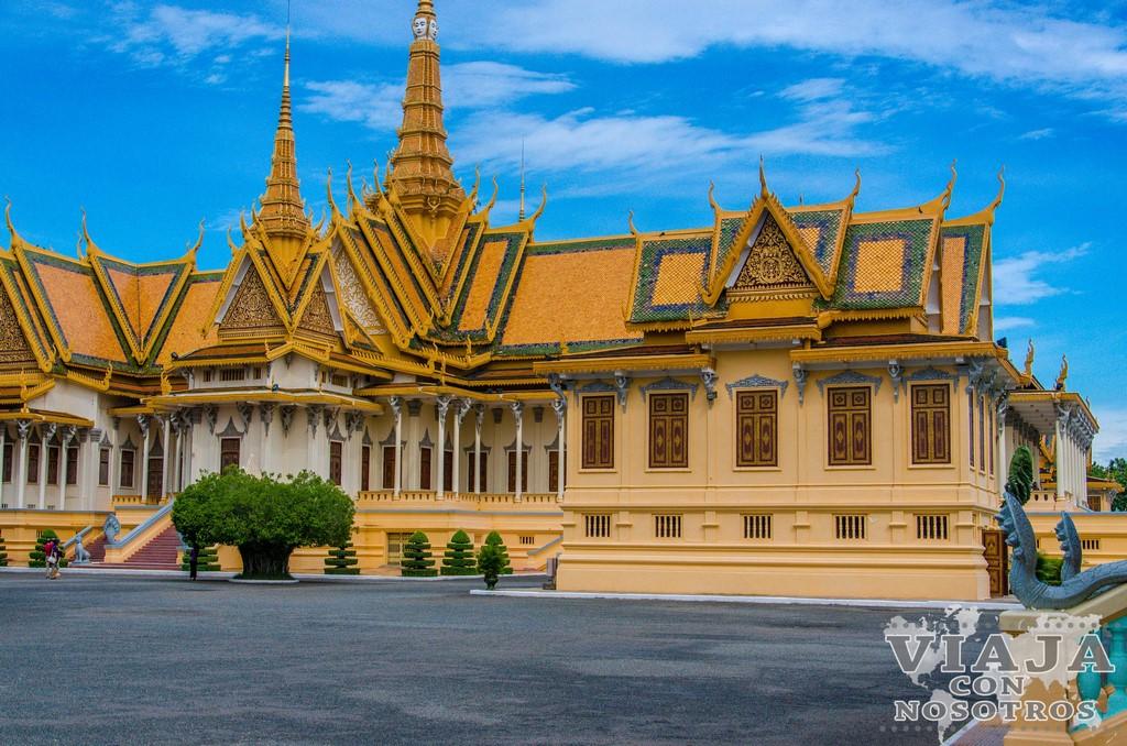 Estación de autobuses de Phnom Penh