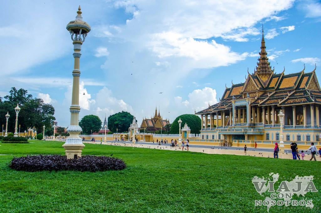 Consejos y recomendaciones para visitar el Palacio Real de Phnom Penh