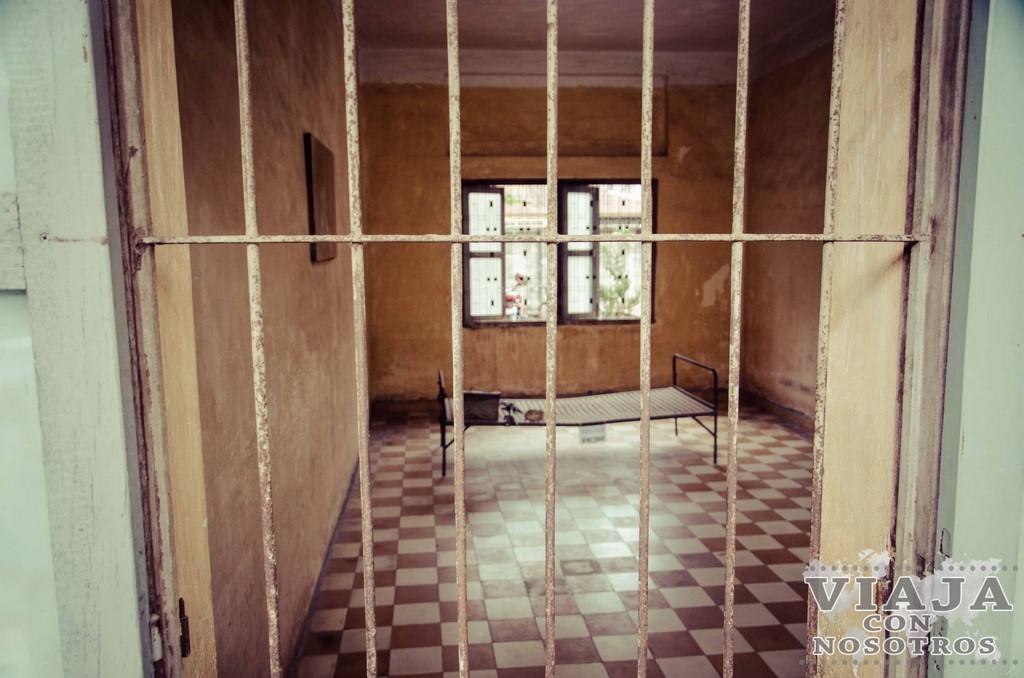 Prisión Tuol Sleng S21