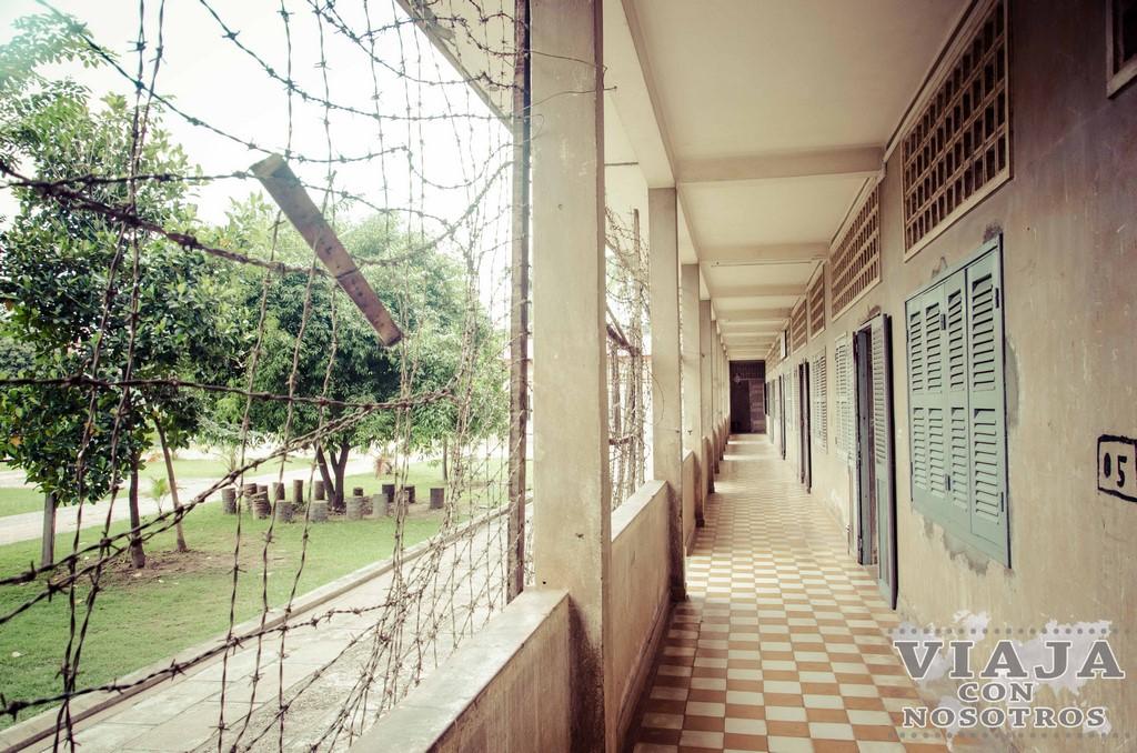 Lugares menos turísticos de Phnom Penh