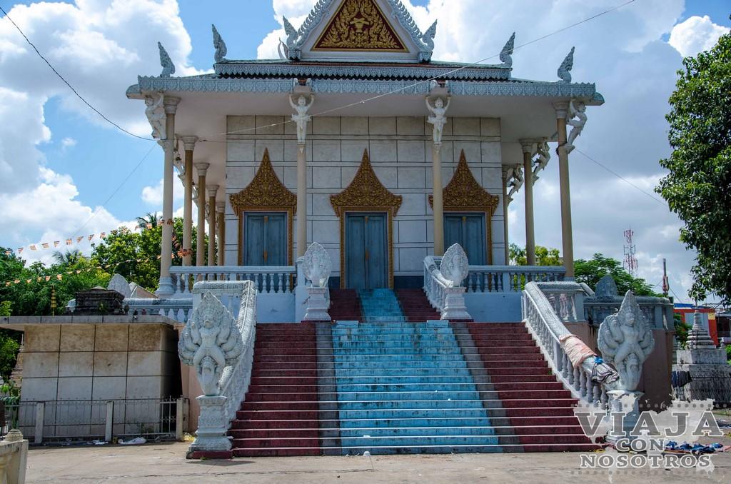 Templo Wat Koh de Phnom Penh
