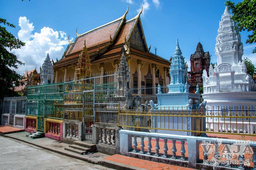 Como recorrer la ciudad de Phnom Penh