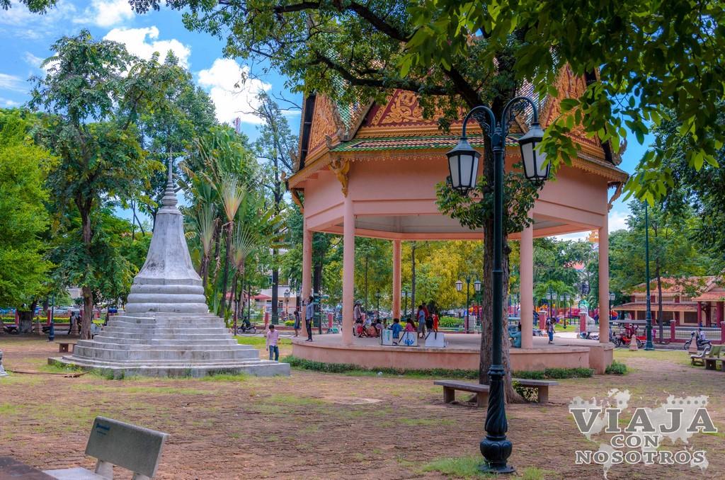 Como ir de Phnom Penh a Battambang