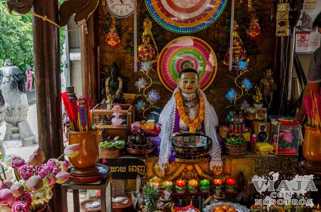Cosas que hacer en Phnom Penh