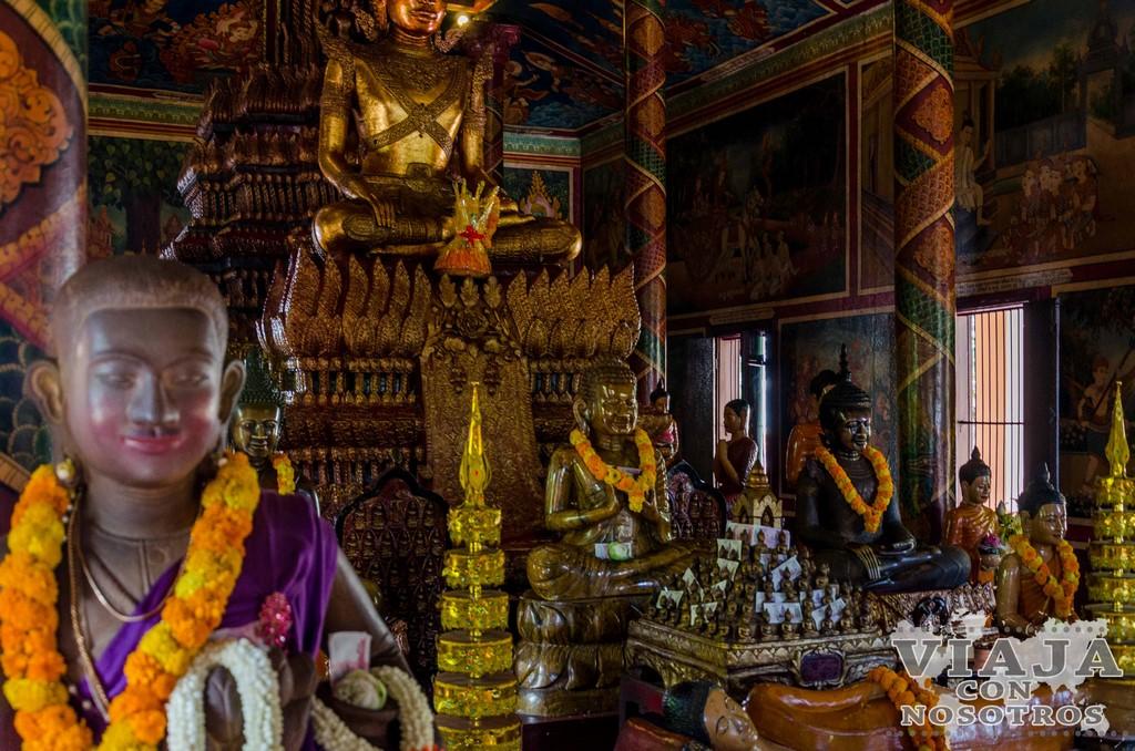 Como recorre Phnom Penh por tu cuenta