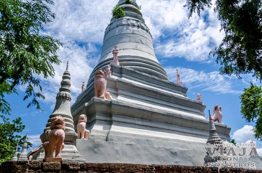 Los mejores templos de Phnom Penh