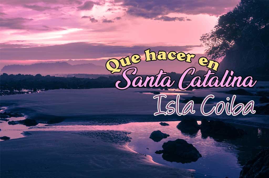 Como llegar a Santa Catalina