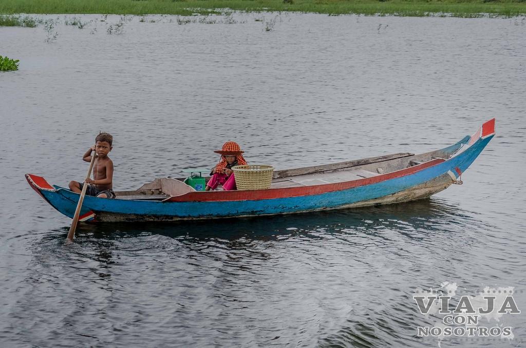 Cuanto se tarda de ir de Battambang a Siem Reap