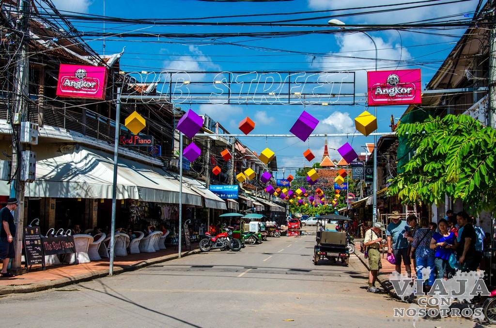 Como ir de Battambang a Siem Reap en transporte público