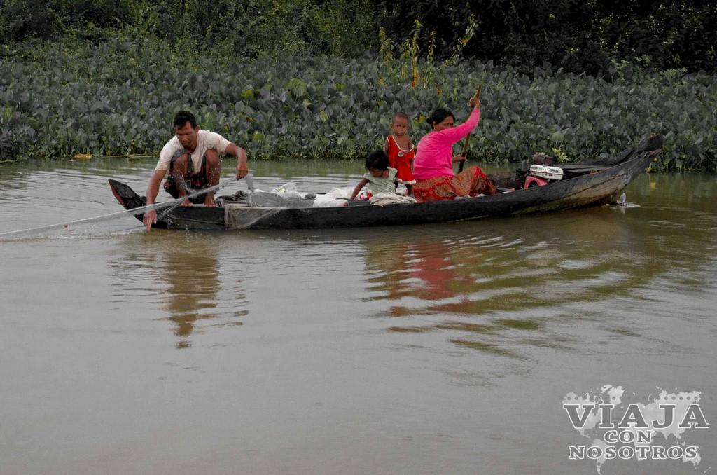Maneras de ir de Battambang a Siem Reap