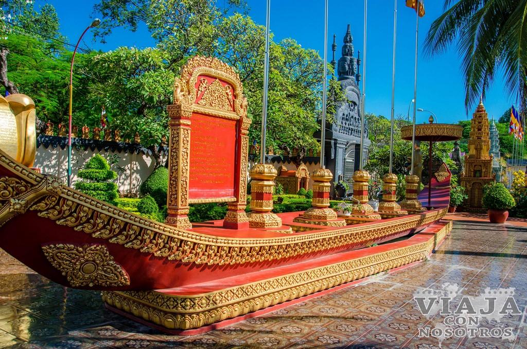 Como llegar del aeropuerto de Siem Reap al Centro