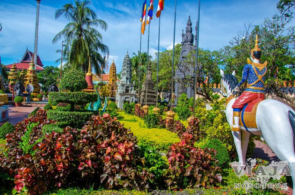 Como ir del centro de Siem Reap al aeropuerto
