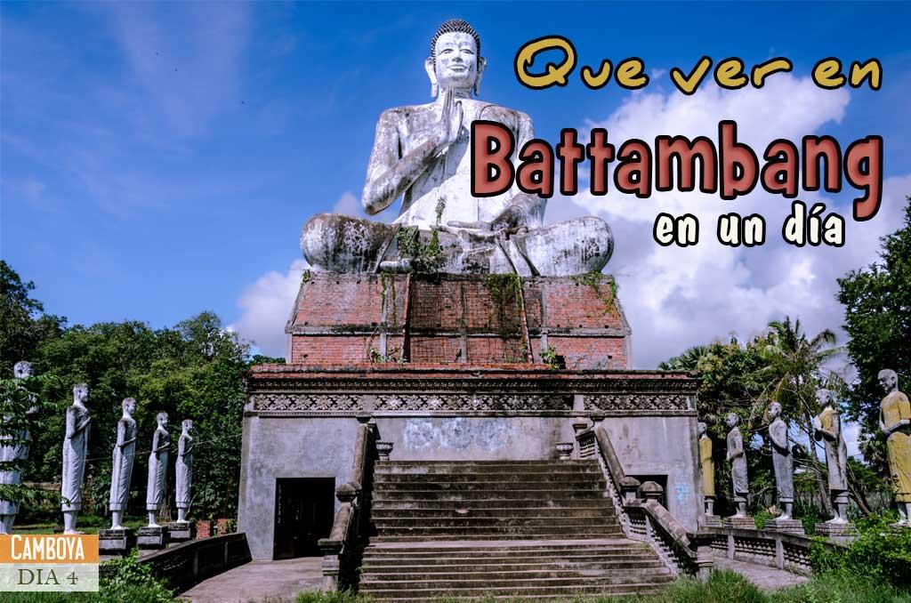 Que ver y que hacer en Battambang