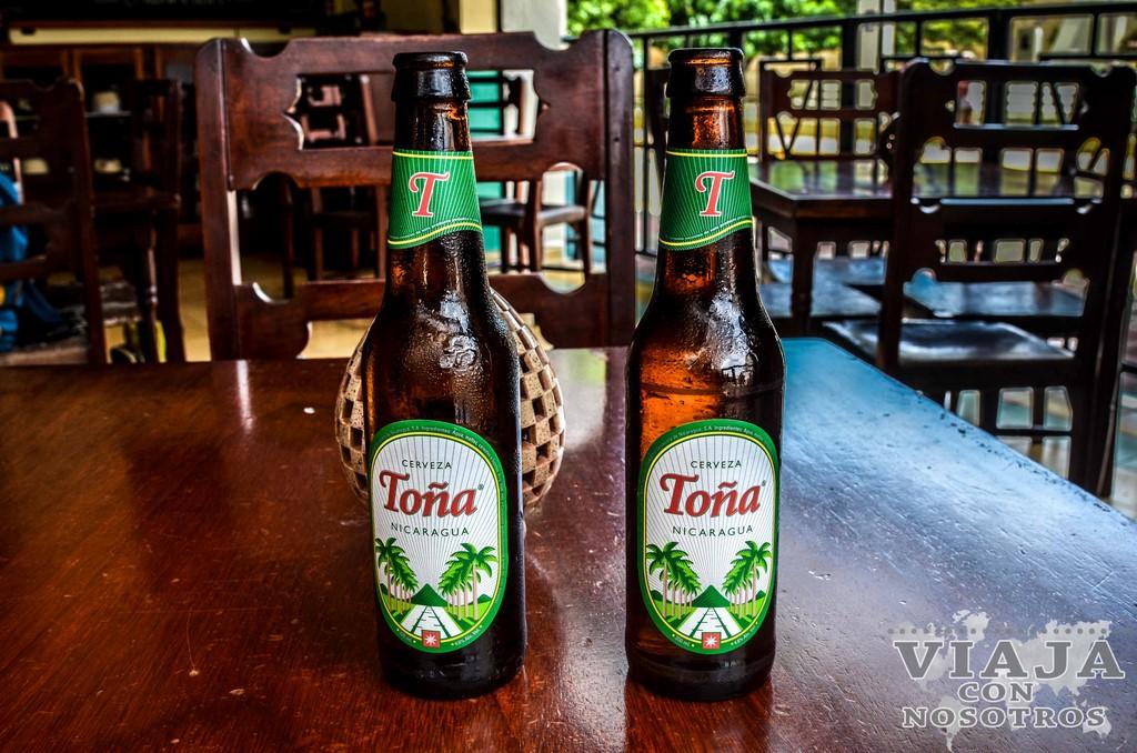 Cerveza típica de Nicaragua