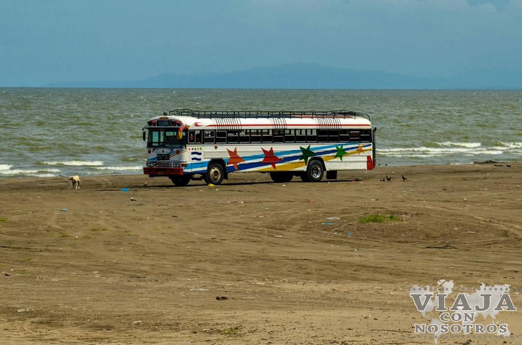 Como llegar de Managua a Ometepe